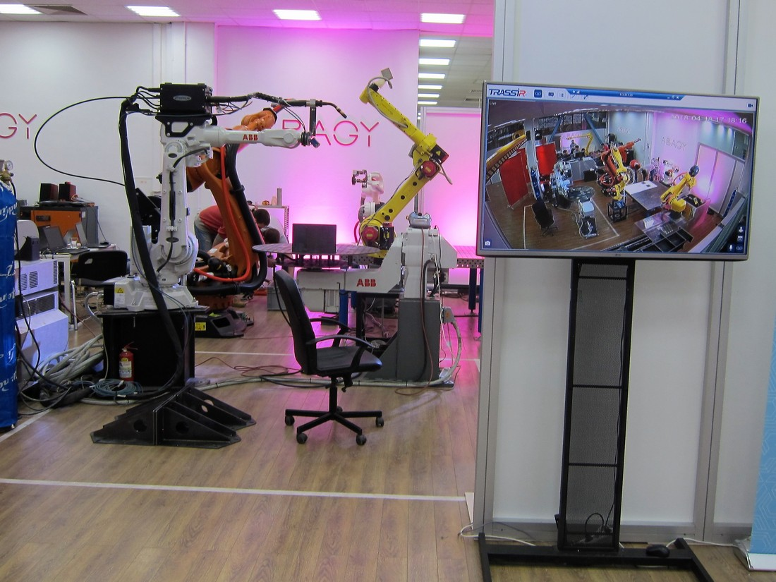 Industrial Robotics Workshop