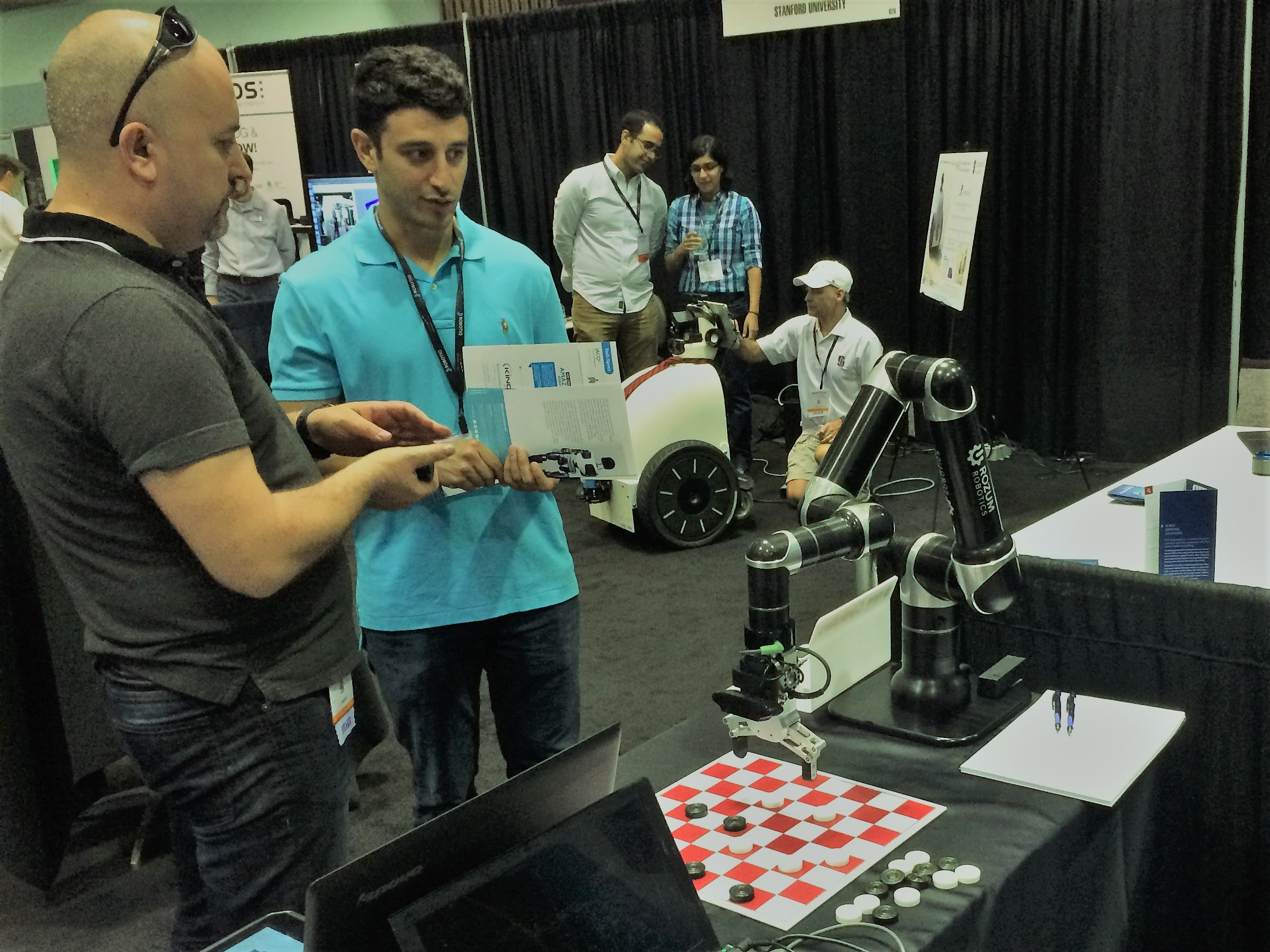 Robobusiness Expo