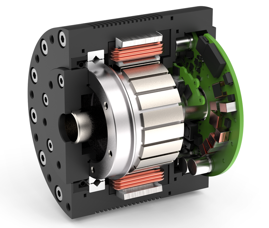 gearless RDrive version