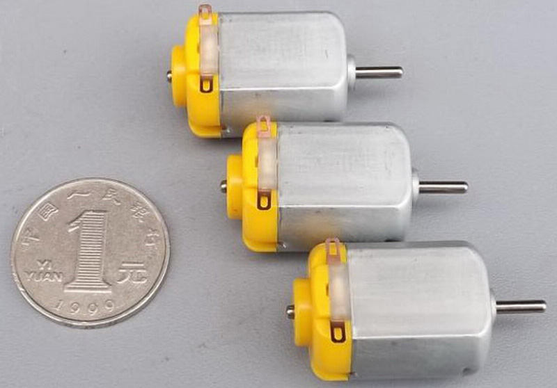 small actuators for robot wheels